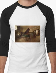 The piano song Men's Baseball ¾ T-Shirt