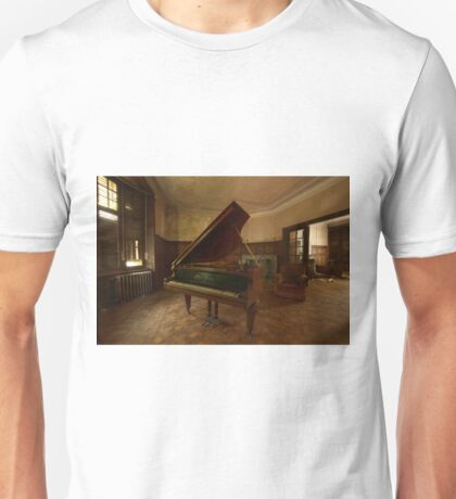 The piano song Unisex T-Shirt