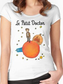 The Little Doctor Women's Fitted Scoop T-Shirt