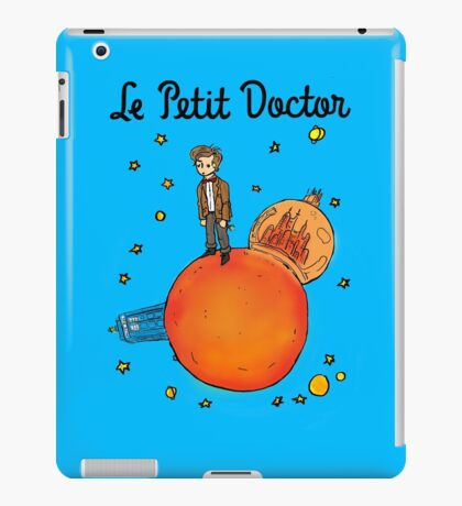 The Little Doctor iPad Case/Skin