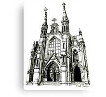 Cathedral of Saint Paul, Birmingham AL Canvas Print