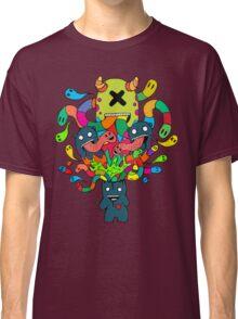 Monster Brains Classic T-Shirt