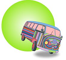 The Bus Photographic Print