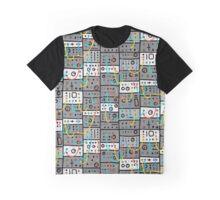 Infinite Modular Synth Graphic T-Shirt
