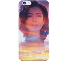 Jhene Aiko Sunset Seas iPhone Case/Skin