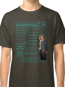 River Song Quotes Classic T-Shirt