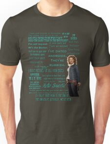 River Song Quotes Unisex T-Shirt