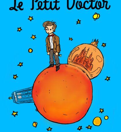 The Little Doctor Sticker