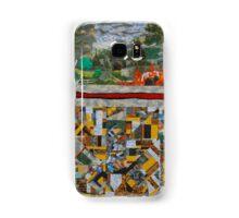 PA FRACKING QUILT Samsung Galaxy Case/Skin