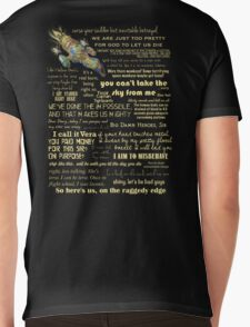 Firefly quotes Mens V-Neck T-Shirt