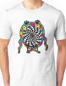 Warp Monster Unisex T-Shirt