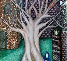 The Tree of Life by Christine Gherardi