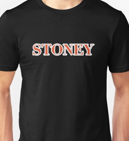 Stoney Post Malone Lettering Unisex T-Shirt