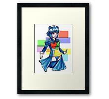 Win2k-tan Framed Print