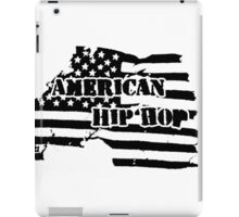 American Hip Hop iPad Case/Skin
