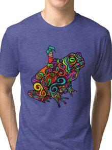 Gnome & Toad Tri-blend T-Shirt
