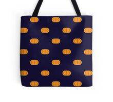 Pumpkin Patch Pattern Tote Bag
