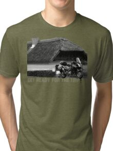 get ready for the trip! Tri-blend T-Shirt