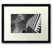Waltz of the Giants Framed Print