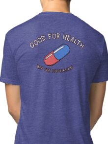 Good for Health, Bad for Education Tri-blend T-Shirt