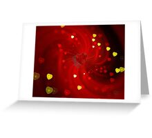 Red Hots Greeting Card