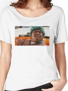 BIG WORM Women's Relaxed Fit T-Shirt
