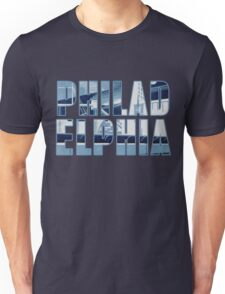 Retro Port Of Philadelphia  Unisex T-Shirt