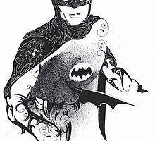 Batman 1966 by tshinzastewart