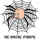 The Amazing Spiderpig by MrPeterRossiter