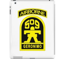 509th Airborne iPad Case/Skin