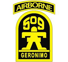 509th Airborne Photographic Print