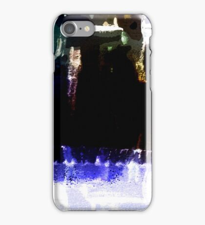 Broken Glass 01 iPhone Case/Skin