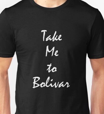 Take Me To Bolivar vacation Souvenir tshirt Unisex T-Shirt