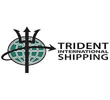 Trident International Shipping Photographic Print
