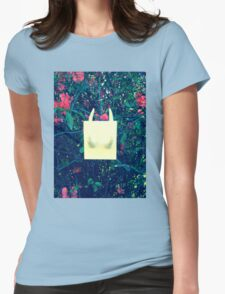 Osseous Blossoms Womens Fitted T-Shirt