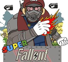Super Fallout New Vegas (Rip) by WondraBox