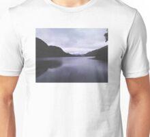 Ireland's dark lake Unisex T-Shirt