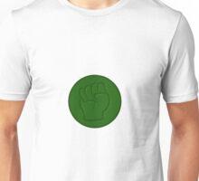 Hulk Hand Doodle Unisex T-Shirt