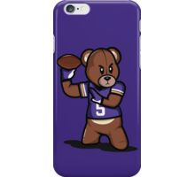 VICTRS - Teddy Football™ iPhone Case/Skin