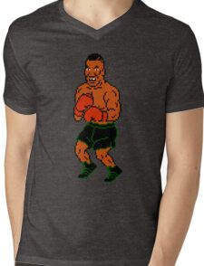 Mike Tyson sprite - Punch Out! Mens V-Neck T-Shirt