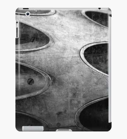 Abstrackt texture background iPad Case/Skin