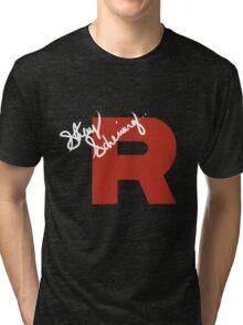 Stay Scheming (Black) Tri-blend T-Shirt