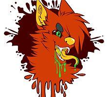 Splatter: Red version by Slushie-Nyappy
