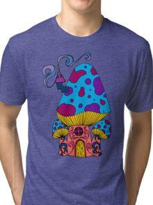 Mushroom Home 2 Tri-blend T-Shirt