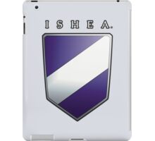 Ishean Coat of Arms iPad Case/Skin