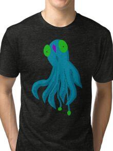 To Be A Squid Tri-blend T-Shirt