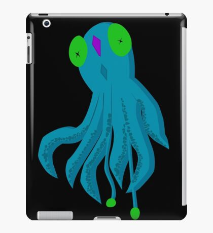 To Be A Squid iPad Case/Skin