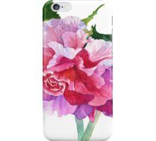 A Summer's Begonia iPhone Case/Skin