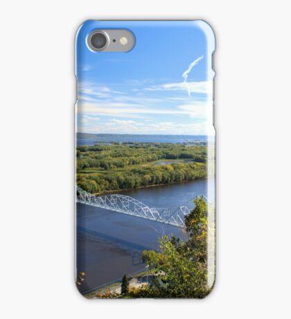 Black Hawk Bridge iPhone Case/Skin