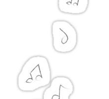 The Musical Korok Sticker